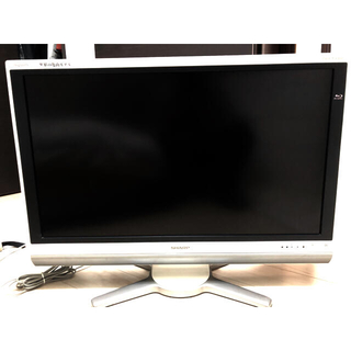 アクオス(AQUOS)のシャープ テレビ AQUOS LC-37DX1(テレビ)