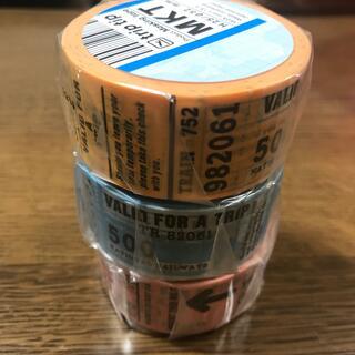 マークス(MARK'S Inc.)のマスキングテープ 3個セット TOKYO EDGE(テープ/マスキングテープ)