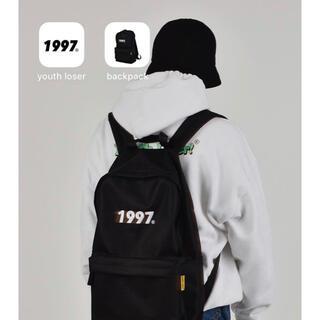 Youth Loser 1997 バックパック 黒リュック(バッグパック/リュック)