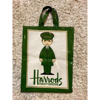 ハロッズ(Harrods)のHarrods のビニール製バック(トートバッグ)
