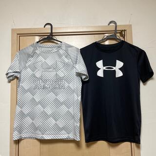 アンダーアーマー(UNDER ARMOUR)のアンダーアーマー tシャツ2枚セット(トレーニング用品)