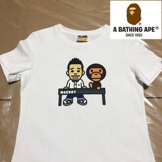 アベイシングエイプ(A BATHING APE)の槇原敬之 × A Bathing Ape Tour Tshirt(Tシャツ(半袖/袖なし))