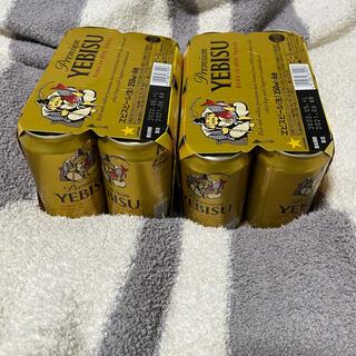 エビス(EVISU)のエビスビール 350ml✖︎12本(ビール)