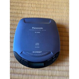 パナソニック(Panasonic)の『ジャンク品』パナソニック ポータブルCDプレーヤー(ポータブルプレーヤー)