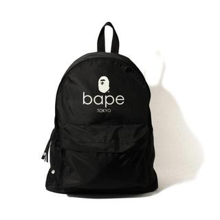 アベイシングエイプ(A BATHING APE)のA BATHING APE SHORTS Backpack(バッグパック/リュック)