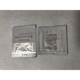 MINON - ミノン アミノモイスト バランシングベースUV アルビオン ホワイトフィラー