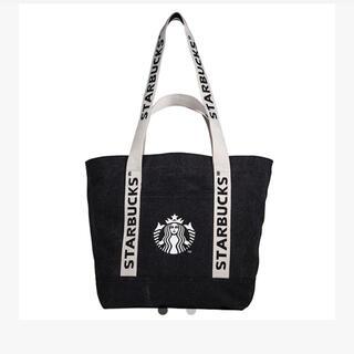 スターバックスコーヒー(Starbucks Coffee)の台湾限定 スターバックス サイレン ロゴ トートバッグ(トートバッグ)
