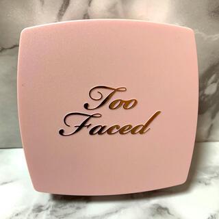 トゥフェイス(Too Faced)のToo Faced フェイスパウダー 門りょう(フェイスパウダー)