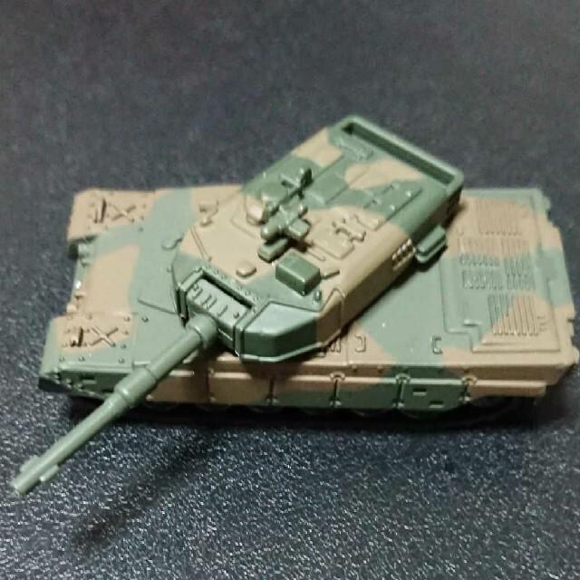 Takara Tomy(タカラトミー)のタカラトミー トミカプレミアム 03 自衛隊 90式戦車 エンタメ/ホビーのミリタリー(その他)の商品写真