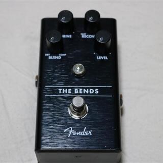 フェンダー(Fender)のFender  THE BENDS コンプレッサー コンパクトエフェクター(エフェクター)