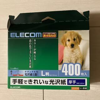 エレコム(ELECOM)のエレコム 光沢紙 Lサイズ厚手(その他)