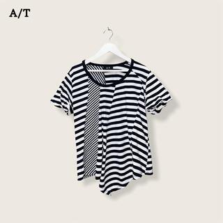 エーティー(A/T)の【A/T】Tシャツ トップス エーティー(Tシャツ(半袖/袖なし))