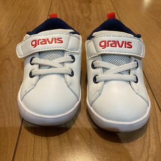 グラビス(gravis)のGRAVIS キッズスニーカー 14センチ(スニーカー)