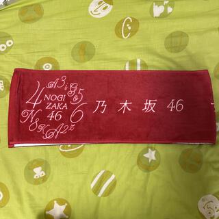 ノギザカフォーティーシックス(乃木坂46)の乃木坂46 サヨナラの意味 マフラータオル(アイドルグッズ)
