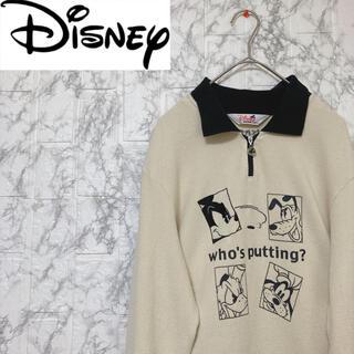 ディズニー(Disney)の☆ディズニー☆長袖ポロシャツ(ポロシャツ)