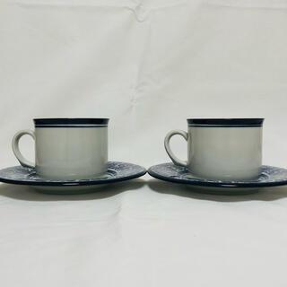 タチキチ(たち吉)のアダムアンドイヴ たち吉 カップ&ソーサー カップ コップ(グラス/カップ)