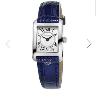 フレデリックコンスタント(FREDERIQUE CONSTANT)のフレデリックコンスタント 美品 時計 クラシック カレ(腕時計)
