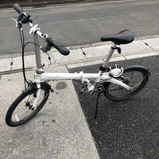 ダホン(DAHON)のDAHON 折りたたみ自転車 vybeD7(自転車本体)