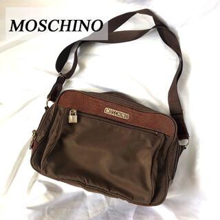 モスキーノ(MOSCHINO)の希少 ヴィンテージ MOSCHINO モスキーノ ショルダーバッグ オールド(ショルダーバッグ)