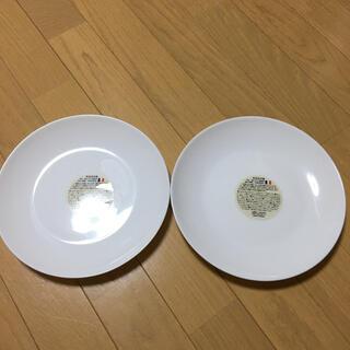 山崎春のパン祭り 白いお皿 2枚セット(食器)