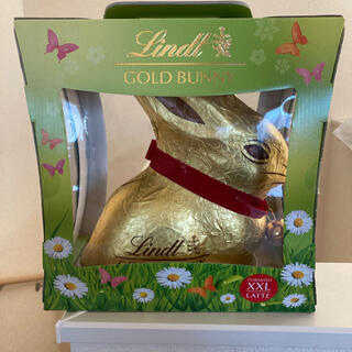 Lindt - LINDT チョコレート 1kg ゴールドバニー リンツ 特価 レア