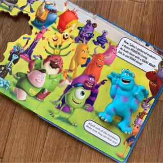 Disney - モンスターズユニバーシティ 洋書 英語絵本 知育 勉強