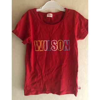 wilson - WILSON♡Tシャツ♡サイズ140♡一番着用