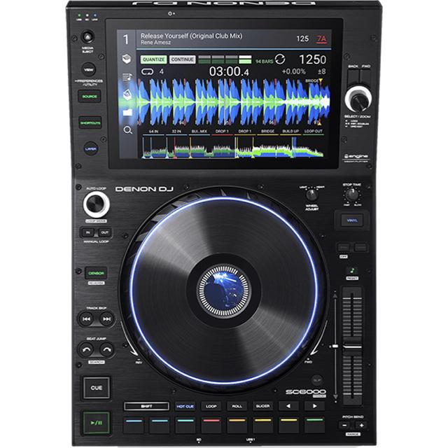DENON DJセット 上位機器_極美品_未開封品 楽器のDJ機器(DJコントローラー)の商品写真