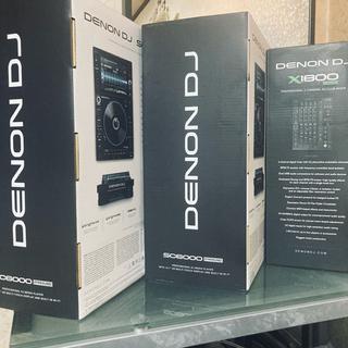 未開封新品 最先端DENON DJ上位機器(DJコントローラー)