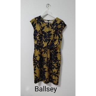 ボールジィ(Ballsey)のBallsey  花柄  ワンピース(ひざ丈ワンピース)