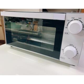 オーブントースター ALCOLLE製 AOT-810/W(その他)
