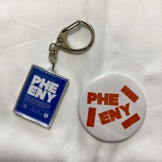 PHEENY - 新品未使用 PHEENY フィーニー トートバッグ キーホルダー 手鏡セット売り