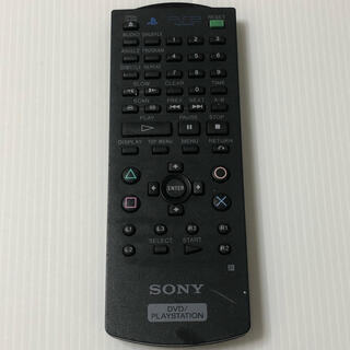 PS2用 DVD リモコン SONY SCPH-10420