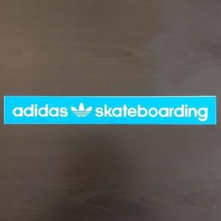 アディダス(adidas)の(縦4.5cm横33.5cm) adidasSB ステッカー(その他)