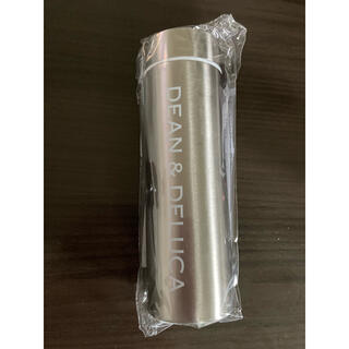 ディーンアンドデルーカ(DEAN & DELUCA)の【新品】DEAN&DELUCA  GLOW 8月号 ステンレスボトル (水筒)