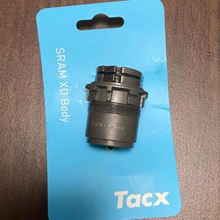 ガーミン(GARMIN)のtacx sram XD body スマートトレーナー t2805.76(パーツ)