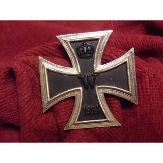 BWドイツ軍/連邦軍*1957年制定1914鉄十字勲章1級(実物)(その他)