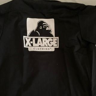 エクストララージ(XLARGE)のxlarge シャツ(ポロシャツ)