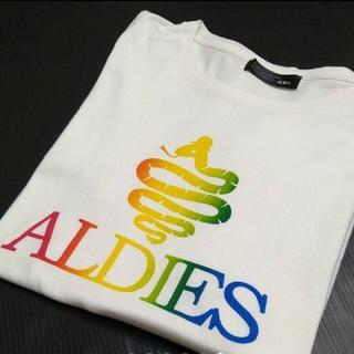 アールディーズ(aldies)のALDIES アールディーズ 半袖Tシャツ(Tシャツ/カットソー(半袖/袖なし))