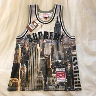 シュプリーム(Supreme)のSupreme Mitchell&Ness Basketball jersey(タンクトップ)