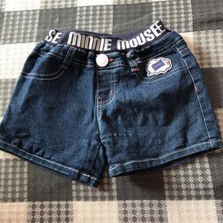 ディズニー(Disney)のミニーちゃん半ズボン(パンツ)