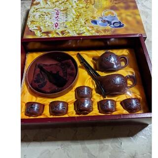 台湾茶器セット新品(食器)