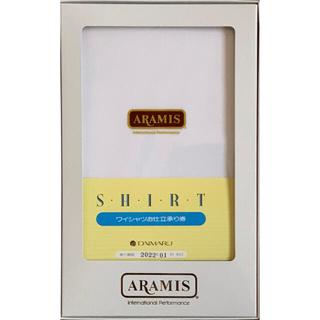アラミス(Aramis)の大丸 ARAMIS アラミス  オーダーメイドワイシャツ生地 仕立て券付き (シャツ)