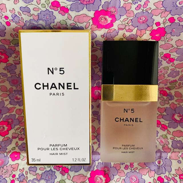 CHANEL(シャネル)のシャネル 5番 ヘアミスト 35ml コスメ/美容のヘアケア/スタイリング(ヘアウォーター/ヘアミスト)の商品写真