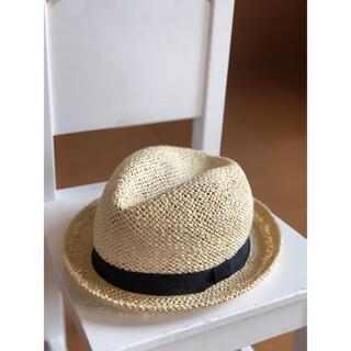 グローバルワーク(GLOBAL WORK)のキッズ 中折れ帽 グローバルワーク(帽子)