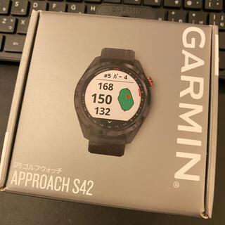 GARMIN - GARMIN APPROACH S42