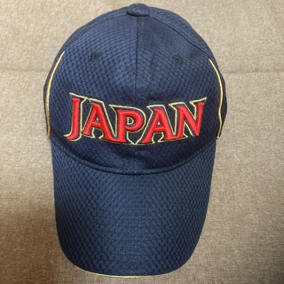ミズノ(MIZUNO)の【BASEBALL 日本代表 侍JAPAN 記念キャップ】(記念品/関連グッズ)
