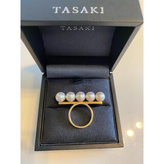 タサキ(TASAKI)の断捨離中様専用 TASAKI タサキ バランス シグネチャー リング(リング(指輪))