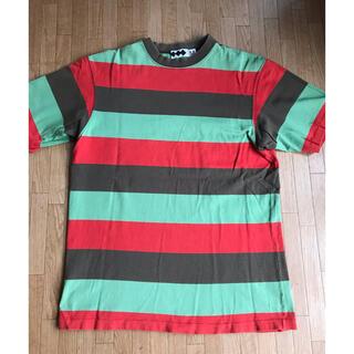 グッドイナフ(GOODENOUGH)のFNS×GOODENOUGH ボーダー Tシャツ finesse(Tシャツ/カットソー(半袖/袖なし))