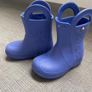 クロックス(crocs)のクロックス 長靴 レインブーツ C8(長靴/レインシューズ)